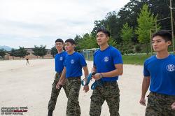 육군 제13공수특전여단에서 만난 분대장 이승기!