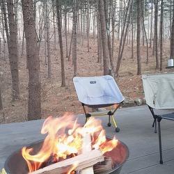 [주말일기] 호명산 잣나무  숲속 캠핑장