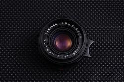 Leitz Summicron-M 35mm F2 V3/ 6 elements Disassembly (라이카 주미크론 35mm F2 3세대의 헤이즈 클리닝 및 오버홀) [Lens Repair & CLA/거인광학]