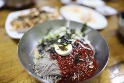 봉평 맛집 - 현대 막국수 (막알못)