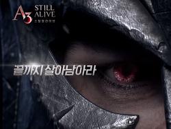 최초의 배틀로얄 MMORPG로 재탄생한 'A3: 스틸얼라이브' 런칭 캠페인 이야기