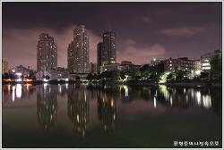 서울 건국대 야경