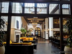 LA 맛집, LA 다운타운 분위기 좋은 레스토랑 'Breva Restaurant'