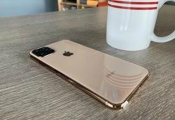 인덕션폰 아이폰11의 단점!! 아이폰X부터 플레어현상과 고스트현상은 뽑기 문제일까?