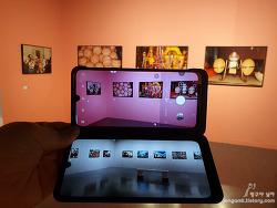 1인 미디어 시대!! 듀얼스크린폰 LG V50S ThinQ의 ASMR과 스테디캠(동영상 손떨림 방지) 기능으로 촬영해봐!!