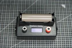 배터리 양부판단 지그, 18650 리튬이온 배터리 아두이노 내부저항 테스터기 만들기 - 완성편