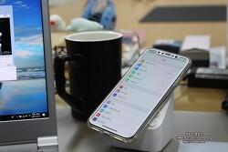 아이폰X 사라진기능- 디스플레이 확대 축소 기능 삭제