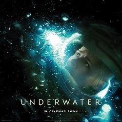 영화 언더워터(Underwater, 2020) 후기, 결말, 줄거리
