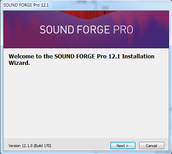 Sound Forge Pro (Crack 과정)