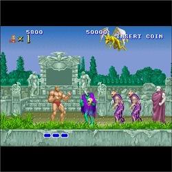 오락실 게임, 수왕기 (Altered Beast) 온라인 플레이