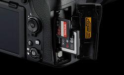 개인적으로 Nikon D850 구매에 살짝 망설여지는 것 중 하나 XQD 슬롯