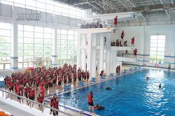 신병 1247기 2교육대 4주차 - 전투수영
