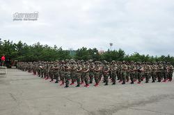 신병 1248기 5교육대 1주차 - 군사기초훈련