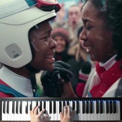 【조용피아노】  P&G Thank You, Mom Piano 피아노 커버 (Cover) | The Winter Olympics 2018 평창올림픽 광고음악