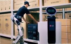 상하차 (작업) 도우미 LG 웨어러블 로봇