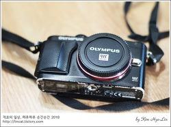 [적묘의 카메라]사진을 담는 카메라,올림푸스 pl6, 고장난 카메라, 수리포기
