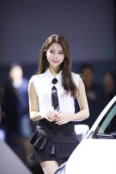 2018 부산 모터쇼 레이싱 모델 서한빛