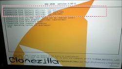 클론질라(Clonezilla), 누구나 무료인 고스트 대체 프로그램 (2) 복구 안내