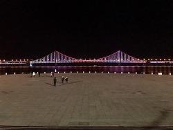대련에서의 연말 :: 3일, 성해광장 星海广场 & 그랜드하얏트 VIVA Bar