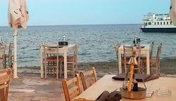 카페 디저트 맛집 그리스 여행 - 크레타 이에라페트라 에게해 레스토랑