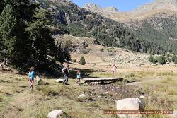 [스페인 피레네산맥] 코로나-19 시대에 우리 가족이 할 수 있는 여행은 자연 뿐