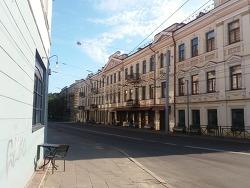 Vilnius 98_탁자