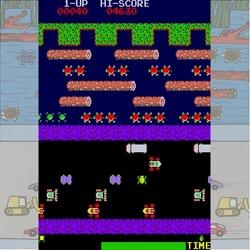 오락실 게임, 개구리(Frogger) - MAME ROM 포함