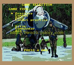브이스톨 파이터(V/STOL Fighter, ヴイ・ストールファイター, ストライクフォースハリアー, V-STOL Fighter, Strike Force Harrier, 스트라이크 포스 해리어) KMS 클럽(KMS Club, KMSクラブ) 버전