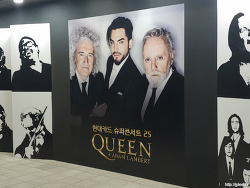 QUEEN(+Adam Lambert) 'The RHAPSODY TOUR'