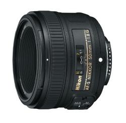 가성비 좋은 니콘 렌즈 AF-S NIKKOR 50mm F1.8G