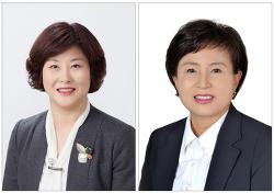 [20200701]의왕시의회 제8대 후반기 의장 윤미경,  부의장 이랑이 선출