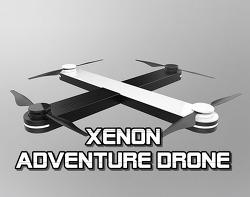 포터블 무인기 Xenon Adventure Drone
