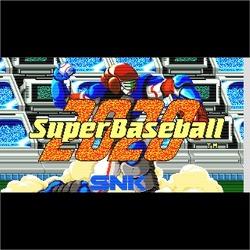 오락실게임, 2020 Super Baseball