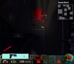 무서운 탑뷰 좀비 총게임 - Zombies in the Shadow