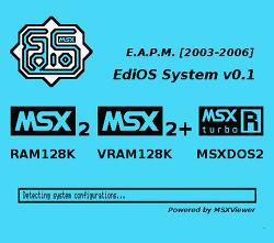 EdiOS Ver. 0.1