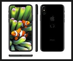 아이폰8 터치ID 탑재 계획 취소