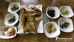 관광객 1도 없는 서귀포의 동네 맛집 뜰채