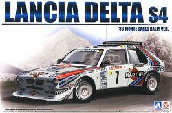 beemax 1/24 lancia delta s4 86' monte carlo rally