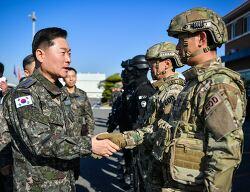 191121 공군참모총장, 2019 한-아세안 특별정상회의 행사지원 현장 점검