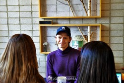 [Jointerview]일리야 벨랴코프, 한국사회에 대한 솔직한 심정