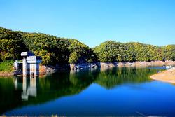 강원도 횡성한우축제, 횡성댐의 가을풍경