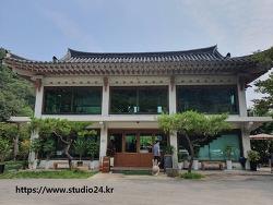 위베이크 베이커리, 남한산성 계곡 놀이 가능한 카페