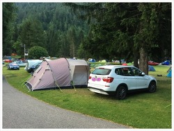 [그냥 떠난 여행-유럽]3. 캠핑 시작 그리고 유럽에서의 운전
