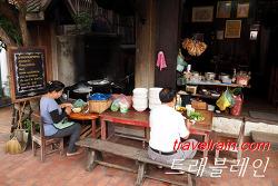 [루앙프라방 맛집] 오전에만 장사하는 카오쏘이 쌀국수 식당