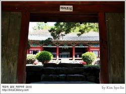 [적묘의 경남]밀양향교, 작은 도서관, 자목련, 그리고 작은 새, 경상남도 유형문화재 제214호