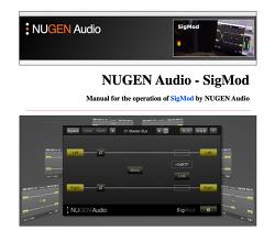 SigMod - 한글 매뉴얼