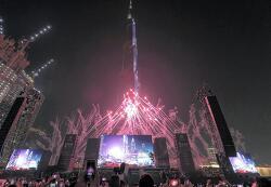 [두바이] 2020 두바이 엑스포 개막 카운트 다운 이벤트 개최, 그리고 엑스포 공식 마스코트!
