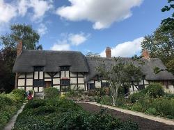 [영국여행] 셰익스피어 생가가 있는 Stratford-Upon-Avon (3): 셰익스피어의 부인, Anne Hathaway 코티지
