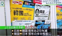 한국인이 안와서 일본 관광지가 울고 있어요.- 오늘의 꼬소미 뉴스