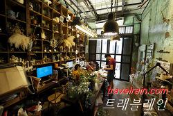 [방콕 카페] 월플라워 카페  Wallflowers Cafe